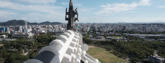 Himeji Castle is one of Japan Highlights.