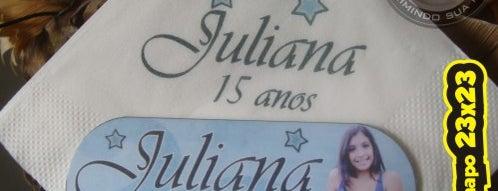 Artegrafsa - Guardanapos Personalizados is one of Anderson 님이 좋아한 장소.