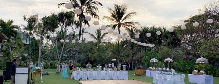 Sofitel Private Beach is one of Nusa Dua.