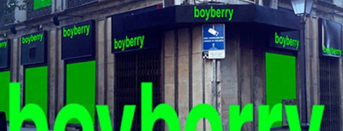 Boyberry Madrid is one of Ambiente por le Mundo.