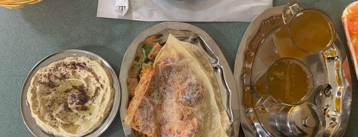 Bukhara Restaurant is one of Falafels.