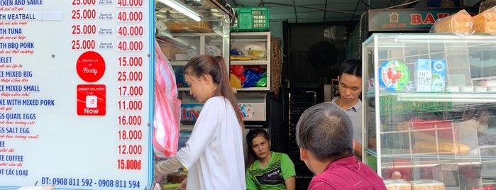 Bánh Mì Hông Hoa is one of 🚁 Vietnam 🗺.