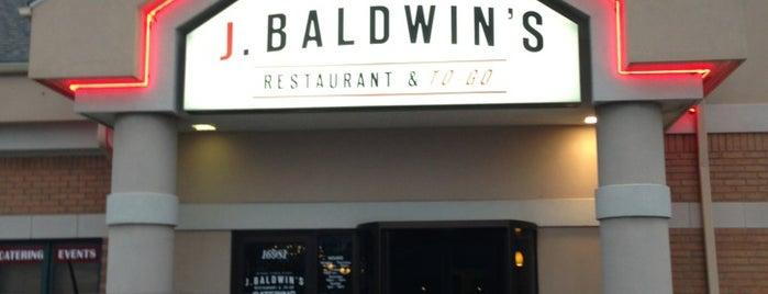 J. Baldwin's is one of Orte, die Jason gefallen.