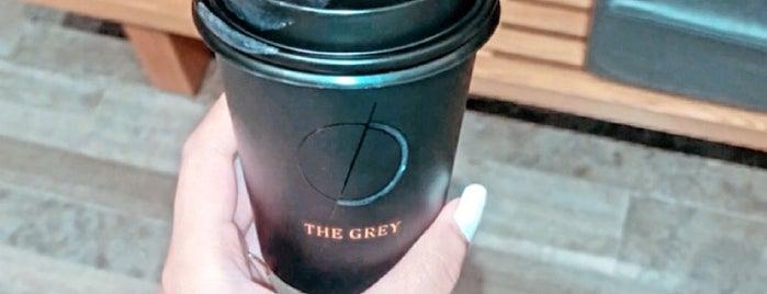 The grey is one of Feras 님이 좋아한 장소.