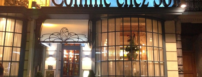 Comme Chez Soi is one of Best of the World.