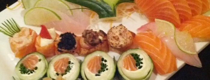 Himitsu Culinária Japonesa is one of Onde ir em Gyn.