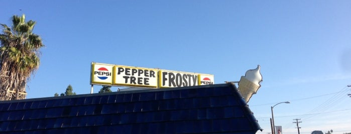 Pepper Tree Frostry is one of San Diego.