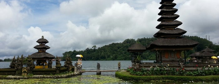Pura Ulun Danu Beratan is one of Munduk.