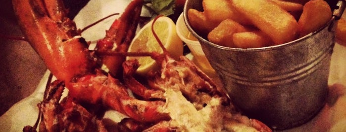 Big Easy Bar.B.Q & Crabshack is one of London.