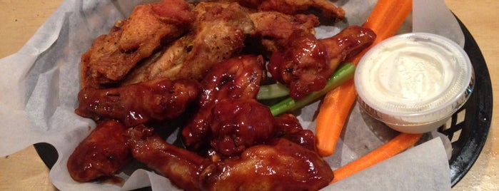 Blend Wings is one of Jeさんの保存済みスポット.