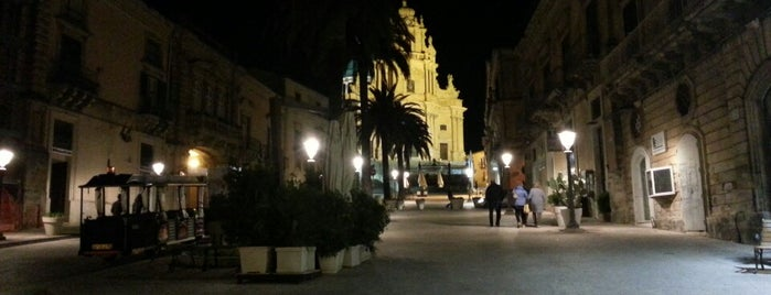 Piazza Duomo is one of Sicily.
