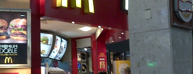 McDonald's is one of Lugares.