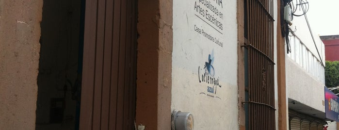 Luciérnaga Azul is one of Guanajuato.
