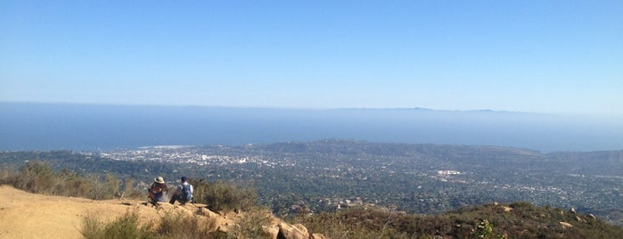 Inspiration Point is one of Santa Barbara.