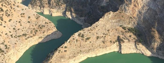 Arapapıştı Kanyonu is one of Ege.
