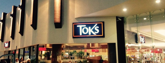 Toks is one of Locais curtidos por Alejandro.
