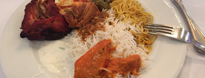 Maharaja Indian Cuisine is one of Chicago, IL.