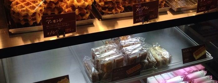 Manneken is one of Japan restaurant.