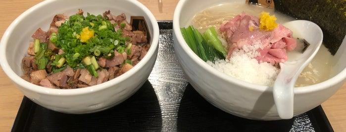 真鯛らーめん 麺魚 is one of 東京ココに行く! Vol.43.