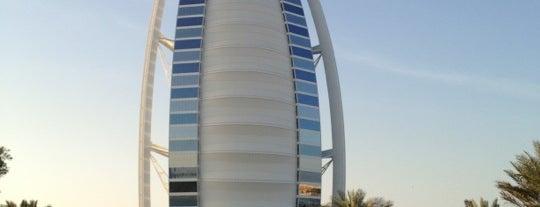 Burj Al Arab is one of Must Visit Places in Dubai  ( Uni Arab Emirates ).