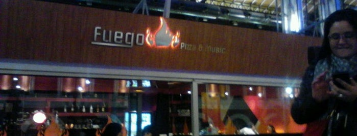 Fuego pizza & music is one of 'O Sole Mio.