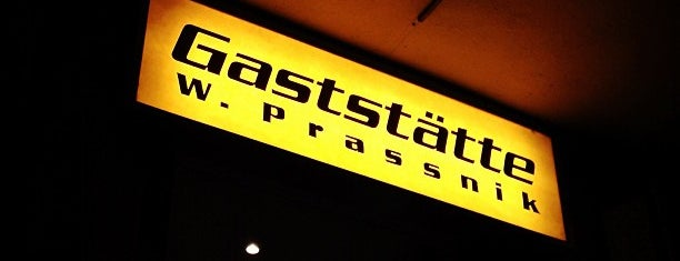Gaststätte W. Prassnik is one of Berlin Bars & Nightlife.