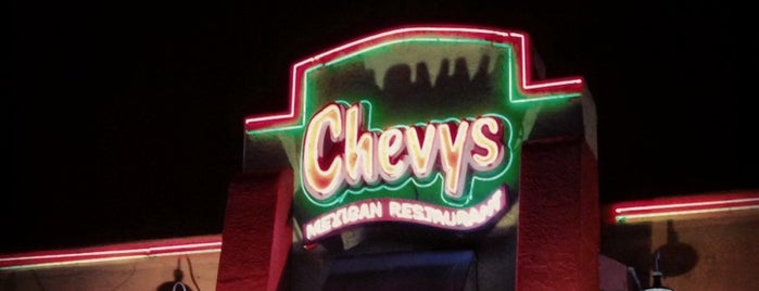 Chevys Fresh Mex is one of Mike 님이 좋아한 장소.
