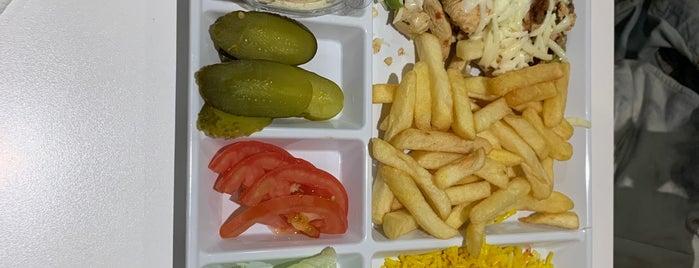 Anas Chicken Taksim is one of Taksim Meydani.