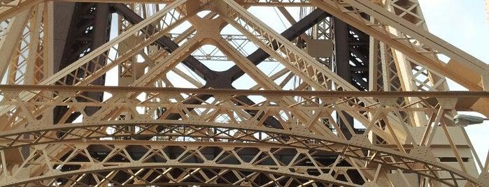 Pont de Queensboro is one of Marvel Comics NYC Landmarks.