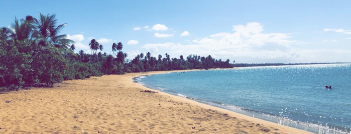 Vacia Talega Beach is one of Puerto Rico.