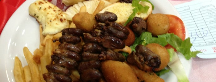 D'Estilo Restaurante e Churrascaria is one of Carnes.