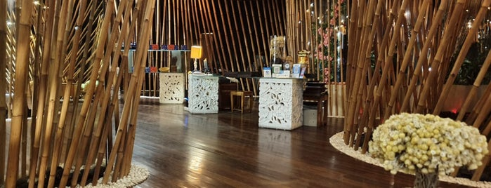 Bamboo Spa by L'Occitane is one of Bali.