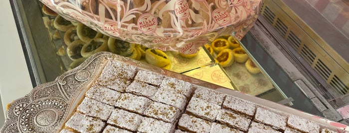 Mille Feuille Bakery is one of Riyadh.