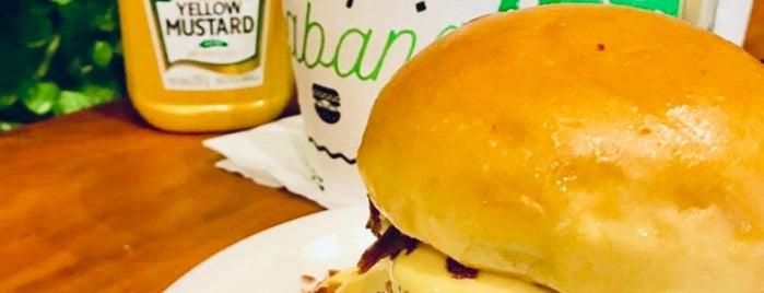 Cabana Burger is one of Locais curtidos por Marcia.