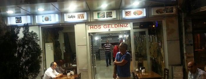 Urfa Sofrası is one of สถานที่ที่บันทึกไว้ของ Gizemli.
