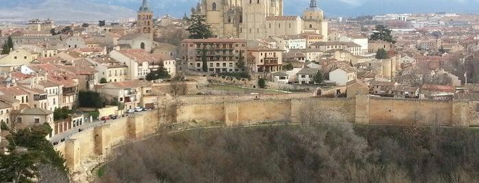 La Judería is one of segovia.