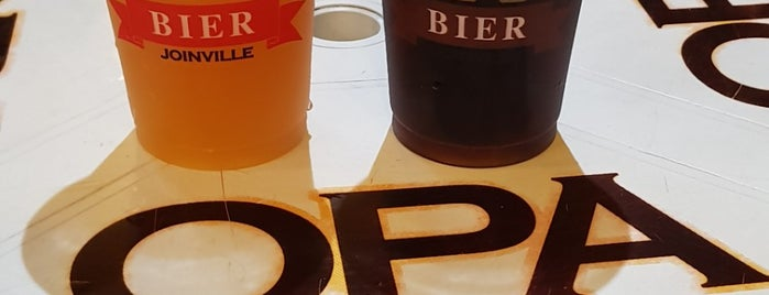 Garagem Opa Bier - Food Truck is one of Locais curtidos por Roy.