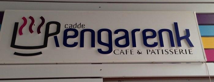 Cadde Rengarenk is one of ANTALYA #2 🌊.