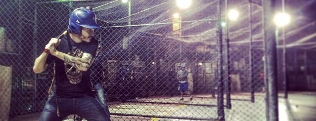 Castle Park Batting Cages is one of LA Outings.