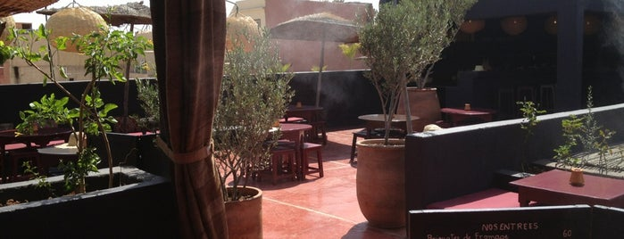 Terrasse des Épices is one of Rock the Kasbah.