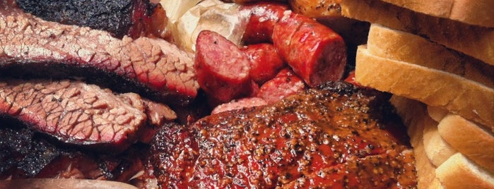 Franklin Barbecue is one of Austin, TX.
