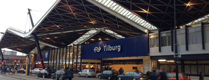 Station Tilburg is one of Lolito's Liked Places.