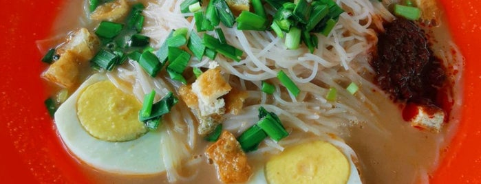 Robert Mee Siam Lontong is one of Hawker Stalls I Wanna Try... (3).