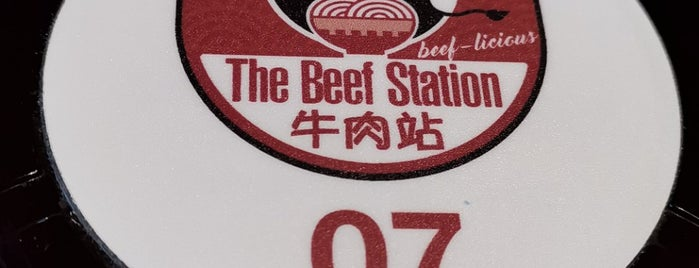 The Beef Station is one of Lieux qui ont plu à Freddie.
