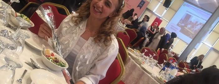 Yıldırım Bayezid Salonu is one of Erkan : понравившиеся места.
