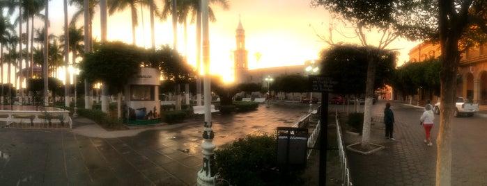 Posada Del Hidalgo Hotel El Fuerte is one of Orte, die Ro gefallen.