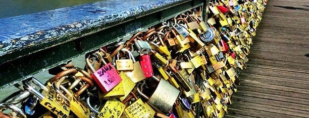 Pont des Arts is one of Paris by T+LW.
