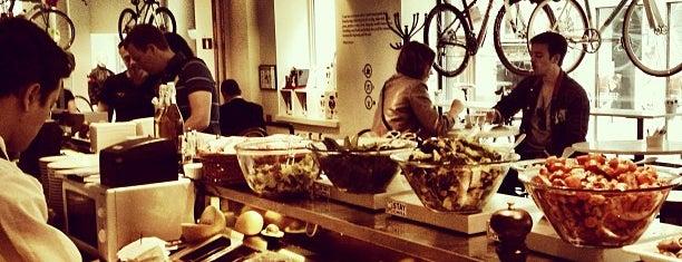 Bianchi Café & Cycles is one of Posti che sono piaciuti a Nelly.