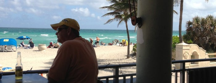 DP's Beach Bar is one of Broward.