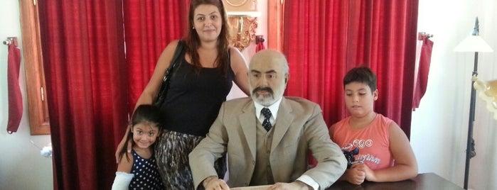 Mehmet Akif Ersoy Kültür Evi is one of ✖ Türkiye - Burdur.